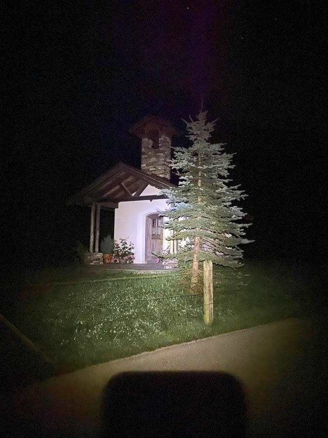 Kapelle auf dem Weg zur Schönangeralm in der Wildschönau