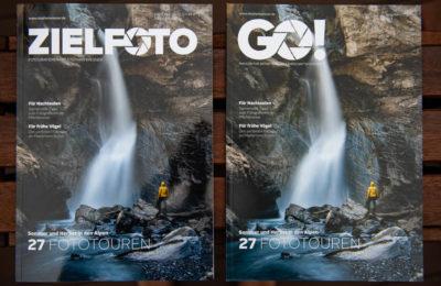 ZIELFOTO Alpen - Erstausgabe 1 | 2017