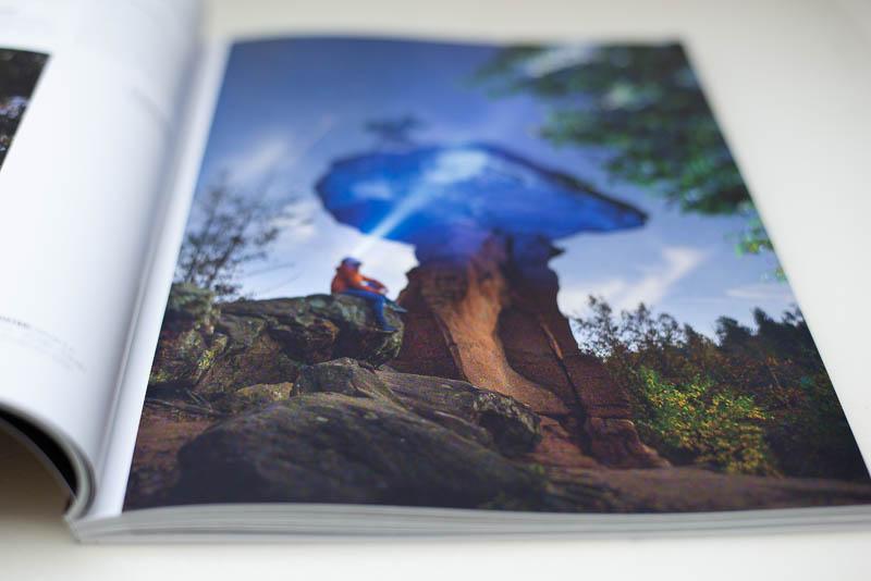 Teufelstisch im ZIELFOTO-Magazin Fotografieren in Pfälzerwald und Schwarzwald