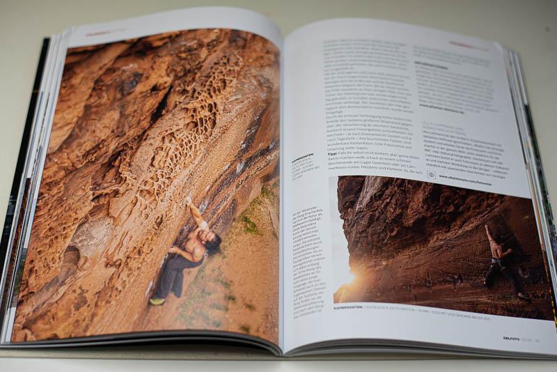 Klettern im Pfälzerwald im ZIELFOTO-Magazin Fotografieren in Pfälzerwald und Schwarzwald