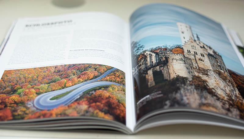 Schloss Lichtenstein im ZIELFOTO-Magazin Fotografieren in Pfälzerwald und Schwarzwald