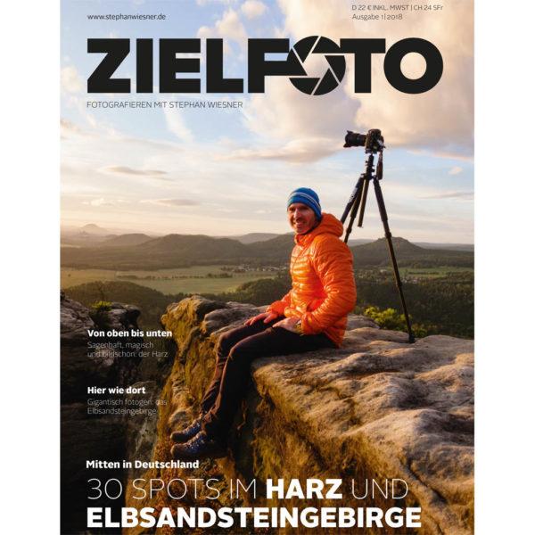 ZIELFOTO 1|2018 – 30 Spots im Harz und Elbsandsteingebirge